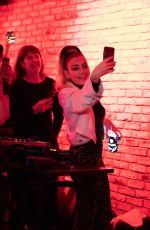 Charli XCX At Nasty Cherry performing at members