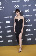 Charli XCX Attends GQ Men of the Year Awards 2019 at Palace Hotel in Madrid