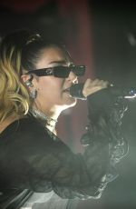 Charli XCX Performs live in concert at Astra in Berlin