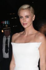 Charlize Theron At 2019 Glamour Women Of The Year Awards in NYC