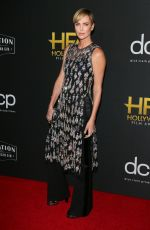 Charlize Theron At 23rd Annual Hollywood Film Awards in Beverly Hills