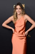 Chloe Bennet At HFPA and THR Golden Globe Ambassador Party in West Hollywood