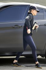 Chloë Grace Moretz Arriving for a workout in West Hollywood