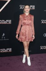 Chloe Lukasiak At Premiere of Columbia Pictures