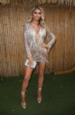 Chloe Sims At The Only Way is Essex TV Show Finale filming at Studio 338, London