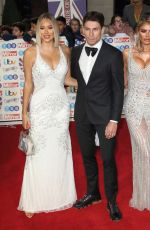 Chloe Sims On the red carpet at The Daily Mirror Pride of Britain Awards, in partnership with TSB, London