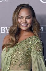 Chrissy Teigen At 2019 Baby2Baby Gala in Culver City