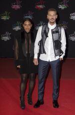 Christina Milian Attends the 21st NRJ Music Awards at Palais des Festivals in Cannes