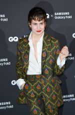 Christine and the Queens GQ women & men of the year awards in Paris