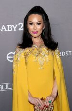 Christine Chiu At Baby2Baby Gala, Arrivals, 3Labs, Los Angeles