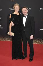 Christine Theiss At Bambi Award in Baden-Baden
