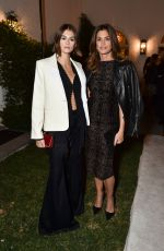 Cindy Crawford At A Sense of Home Gala, Inside, Los Angeles