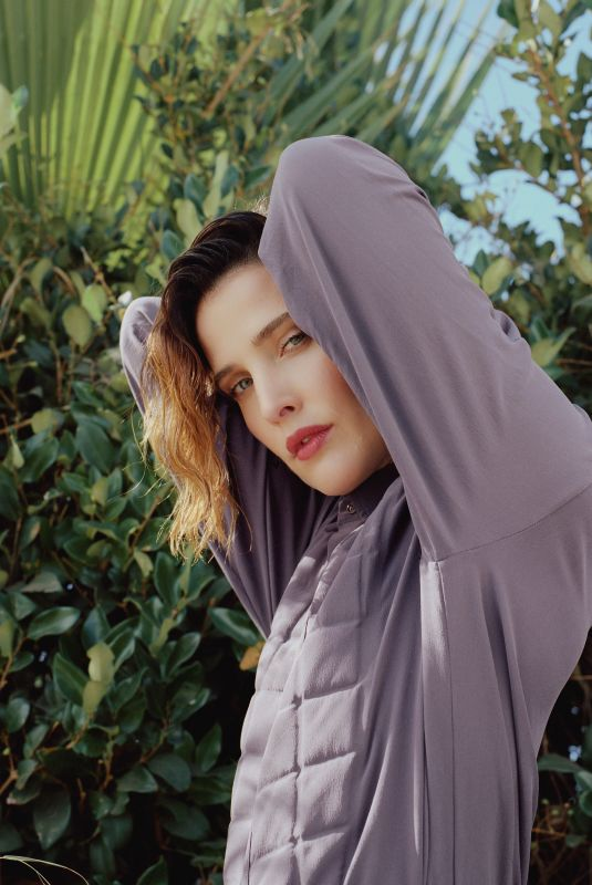 Cobie Smulders - The Cut by Ryan Pfluger November 2019