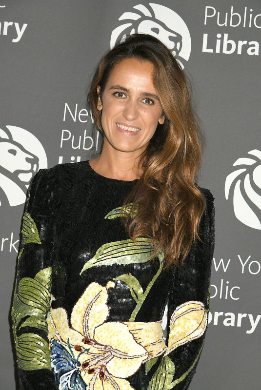 Coco Brandolini Attends The New York Public Library