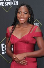 Coco Gauff At 45th Annual People