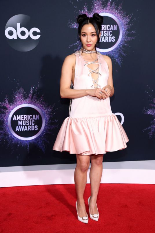 Constance Wu At 2019 American Music Awards in Los Angeles