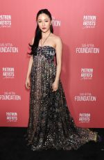 Constance Wu At 4th Annual Patron Of The Artists Awards in Beverly Hills