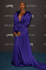 Cynthia Erivo At LACMA Art and Film Gala, Arrivals, Los Angeles