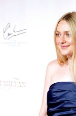 Dakota Fanning At 15th Annual Heller Awards at the Taglyan Complex in Los Angeles