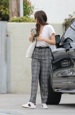 Dakota Johnson Heads to Cabin Editing Company in Santa Monica