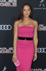 Dania Ramirez At Premiere of Columbia Pictures