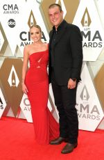 Danielle Bradbery At 53rd annual CMA Awards at the Music City Center in Nashville