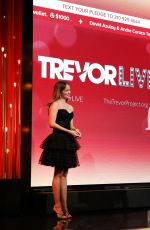 Debby Ryan At 2019 TrevorLive Los Angeles Gala