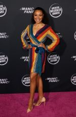 Destinee Arnold At American Influencer Awards, Arrivals, Dolby Theatre, Los Angeles