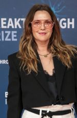 Drew Barrymore At 2020 Breakthrough Prize Ceremony at NASA Ames Research Center in Mountain View