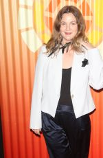 Drew Barrymore At The Charlize Theron Africa Outreach Project Event in New York