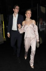 Ellie Goulding Seen leaving Centrepoint 50th Anniversary Gala at The Camden Roundhouse in London