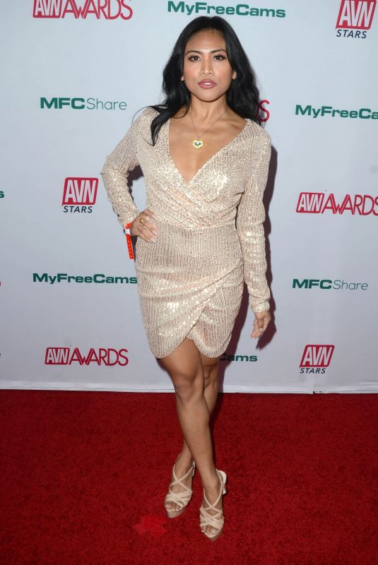 Ember Snow At Adult Video News Awards Nominations Announcement in Hollywood