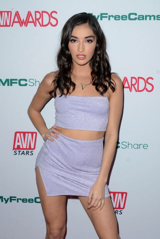 Emily Willis At Adult Video News Awards Nominations Announcement in Hollywood