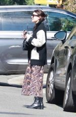 Emma Roberts Gets a ticket in LA