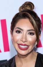 Farrah Abraham At American Influencer Awards, Arrivals, Dolby Theatre, Los Angeles
