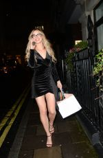 Ferne McCann At Style Cheat