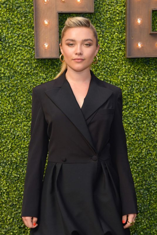 Florence Pugh At Indie Contenders Roundtable at AFI FEST 2019 in Hollywood