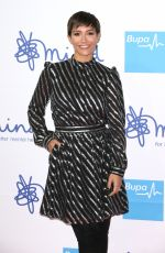 Frankie Bridge At Bupa Mind Media Awards in London