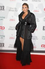 Frankie Essex Attends the Caudwell Children Float Like A Butterfly Ball at the Grosvenor House in London