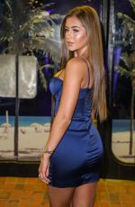 Georgia Steel Attends the launch party for Gabby Allen