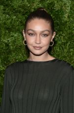 Gigi Hadid At CFDA / Vogue Fashion Fund 2019 Awards in New York City