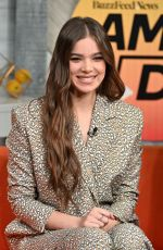 Hailee Steinfeld At BuzzFeed