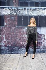 """Hailey Bieber At Calvin Klein """"A Night of Music, Discovery and Celebration"""" event in Berlin"""