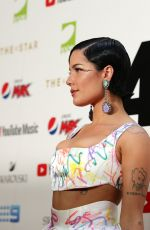 Halsey At 33rd Annual ARIA Awards at The Star in Sydney Australia