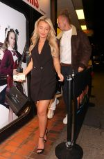 Harley Brash Attends the launch party for Gabby Allen