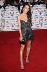 Helen Flanagan On the red carpet at The Daily Mirror Pride of Britain Awards, in partnership with TSB, London