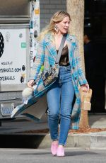 Hilary Duff Out in Los Angeles