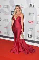 Holly Hagan At Float Like A Butterfly Ball, Grosvenor House Hotel, London