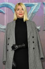 Holly Willoughby At The European Premiere of Frozen 2 in London