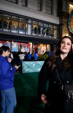 Idina Menzel At 93rd Annual Macy
